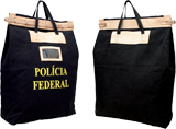 Malote padrão Polícia Federal
